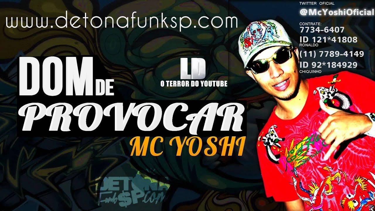 musicas do mc yoshi 2013