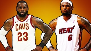 Will LeBron Have 2 Jerseys Retired?