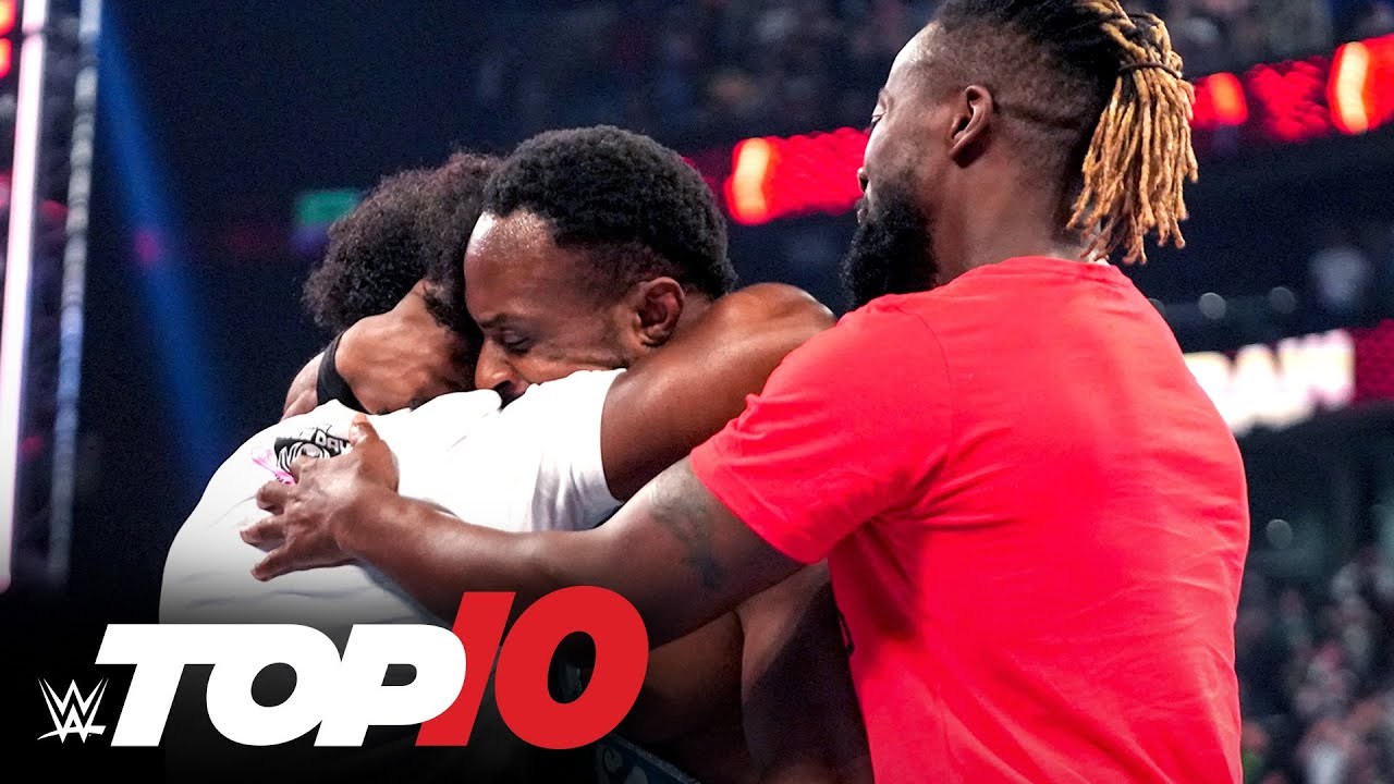 Download Top 10 Raw moments: WWE Top 10, Sept. 13, 2021