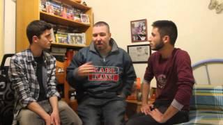 @BarrioalMundo entrevista a Zatu (SFDK) PARTE 1