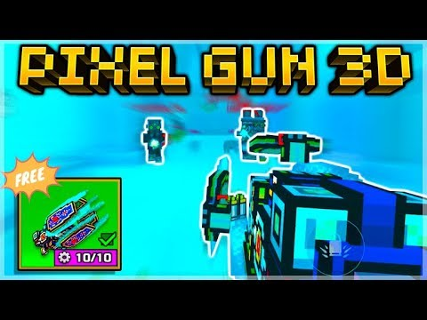 Pixel Gun 3D | Unlocking My First Mythical Weapon For FREE!
