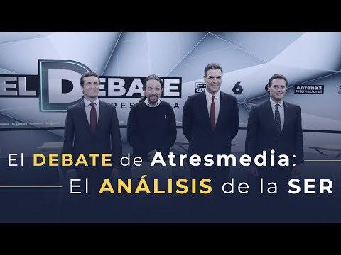 DIRECTO | El DEBATE electoral de ATRESMEDIA