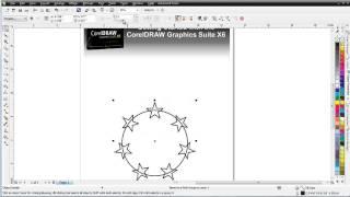 CorelDraw Tutorial 185 CorelDRAW X6 for beginners the Interactive Blend Tool