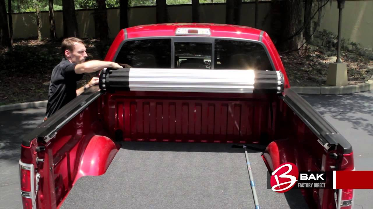 Bak Roll X Roll Up Tonneau Cover Review Autocustoms Com