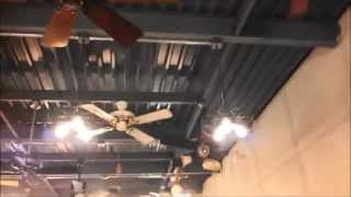 Video Tour of the Fanimation Ceiling Fan Co (FULL TOUR INCLUDING FAN MUSEUM)