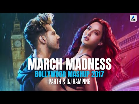 March Madness Bollywood Mashup 2017 -...