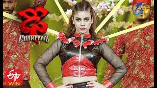 Aqsa Khan Performance | Dhee Champions | 12th August 2020 | ETV Telugu