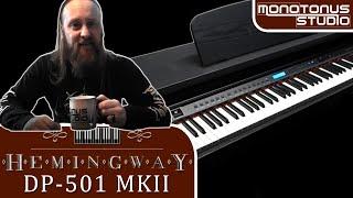 Neues Klavier wird abgeholt und aufgebaut! Fahrt durch Osttirol - Hemingway DP-501 MKII (CH-Deutsch)