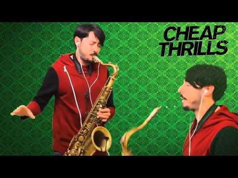 Cheap Thrills - Sia feat. Sean Paul (Cover...