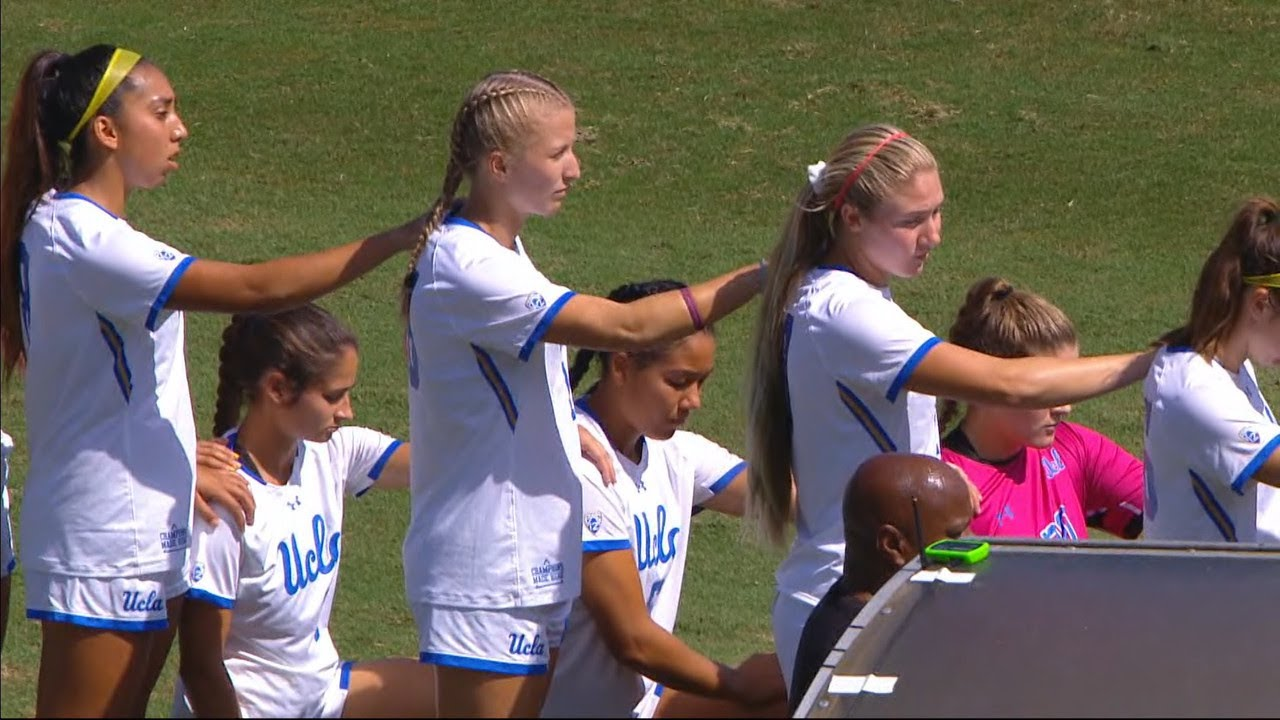 An inside look at UCLA women's soccer's stellar season as they prepare for  the NCAA Tournament