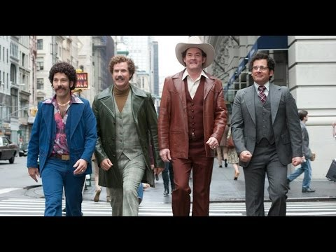 Anchorman 2 - movie review