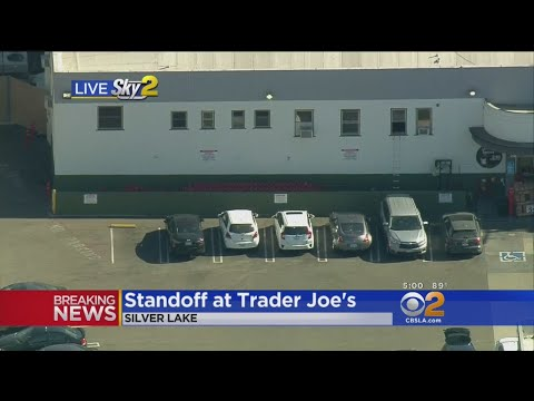 Shooting Suspect Barricaded Inside Trader Joe's, Possibly With Hostages