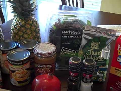 Organics at Wal-Mart