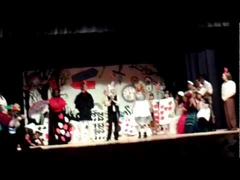 Alice in Wonderland Play Part 1 Act 2
