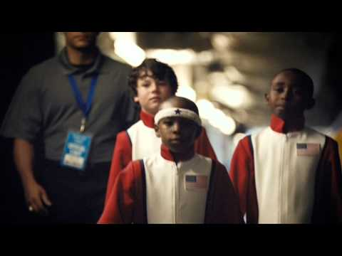P&G Olympic Games -  To their moms they will always be kids...