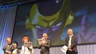 孫悟空、べジータ、フリーザ…声優陣が名せりふ生披露!映画「ドラゴンボールZ 復活の『F』」イベント1 #Dragon Ball Z #Japanese Anime