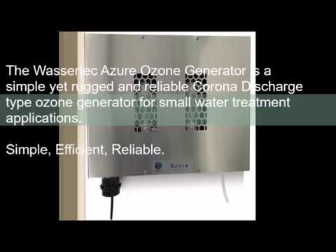 Ozone Generator - Wassertec - Engineered Ozone Solutions for water and Air  Treatment
