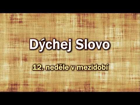 """17. Dýchej Slovo - """"Moje místo"""" (Mt 10,26-33)"""