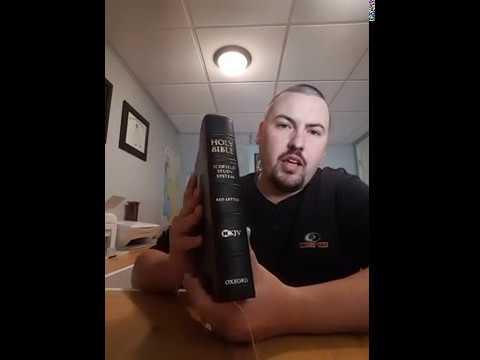 NKJV The New Scofield Study Bible 3 review