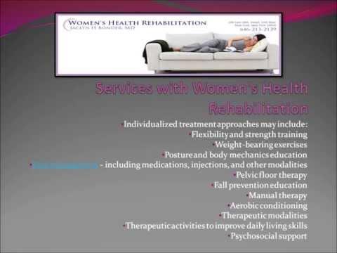 New York City Womens Health | Womens Health Manhattan | NYC Rehabilitation Doctor