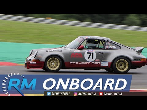 1973 Porsche 911 RSR ONBOARD at Spa-Francorchamps - Project RSR Team