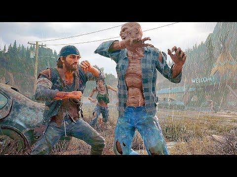 DAYS GONE Gameplay Walkthrough Demo PS4 2018
