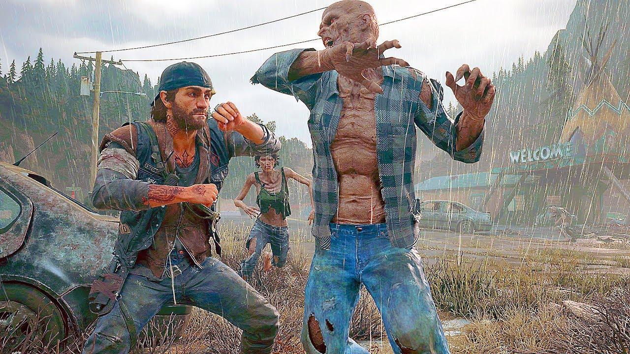 DAYS GONE Gameplay Walkthrough Demo PS4 (2018)