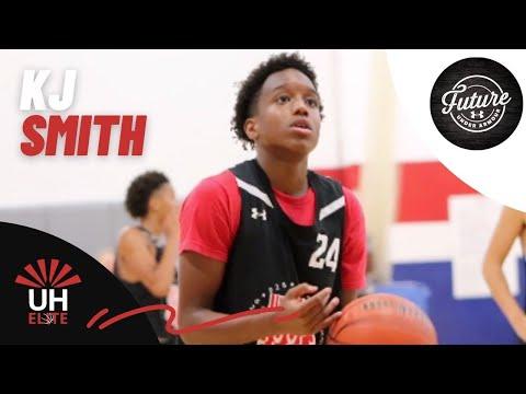 KJ Smith 8th UA Future Highlights - UH Elite