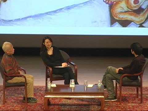 Asia Society Panel Talk with Tomokazu Matsuyama & Ushio Shinohara