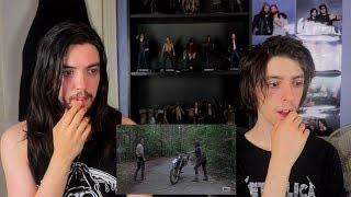 The Walking Dead: Season 9 SDCC Trailer | REACTION