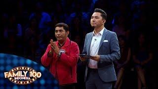 Berapakah total poin yang diperoleh Tim Fakta? - PART 4 - Family 100 Indonesia