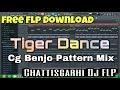 [FREE FLP]TIGER DANCE BENJO PATTERN MIX DOWNLOAD LINK