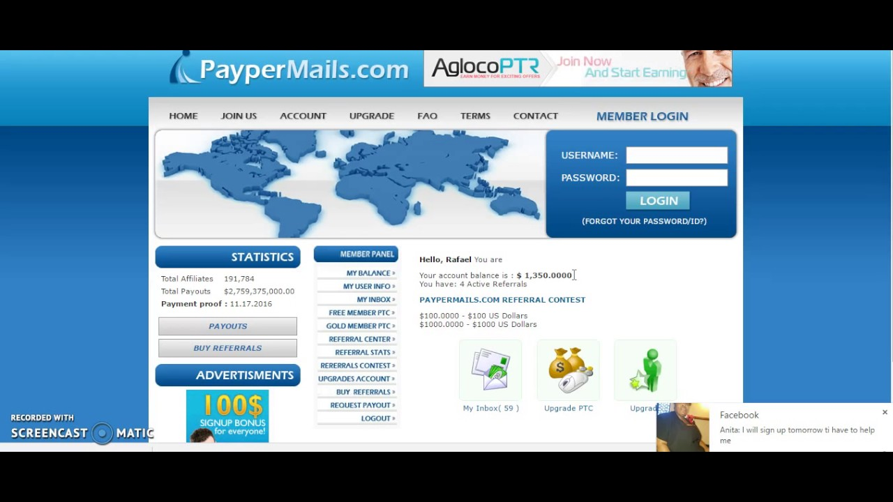 pay per email affiliate programs