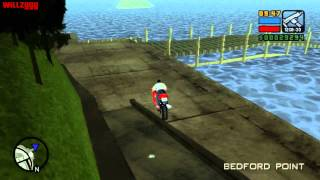 GTA: Liberty City Stories (PS2): Mission #45 - Shoot The Messenger