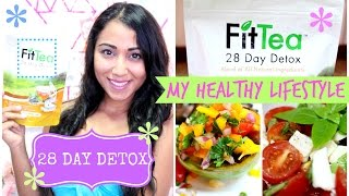 ♥ Fit Tea 28 Day Detox & My Healthy Lifestyle ♥(You can check out Fit Tea here- http://fittea.com ♥ BLOG POST for more details about my healthy lifestyle- http://wp.me/p1z9el-10t ♥ A MUST-READ school and ..., 2014-08-13T23:54:26.000Z)