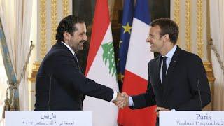Lebanon: Ex-PM Saad Hariri accepts Macron's invitation to visit France