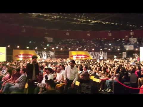 Antara Mitra Singing Gerua Live At NSCI - 12th June 2016 - PSE