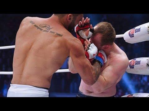 M-1 Challenge 93: Шлеменко vs Сильва highlights, 1 июня, Челябинск