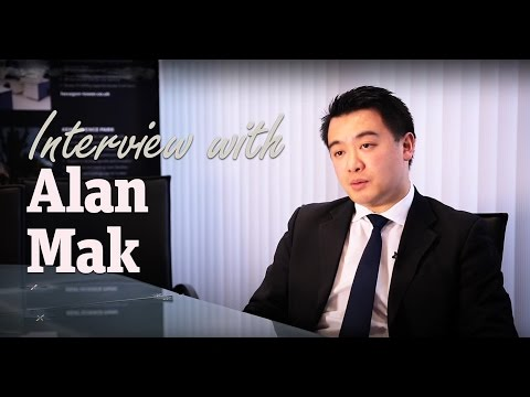 Interview with Conservative MP Alan Mak