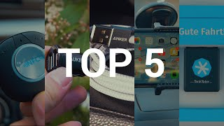 TOP 5 Technik Auto Gadgets!
