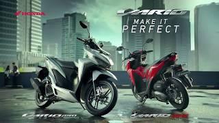 Video Presentation Honda Vario Series 2018 125 cc dan 150 cc #WeLoveHonda