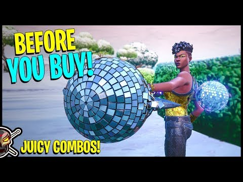 DISCO DIVA Is An INSTANT COP - Juicy Back Bling Combos - Before You Buy
