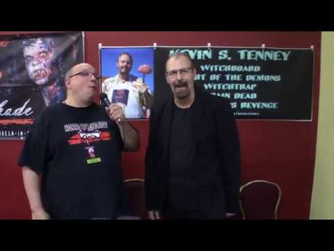 Kevin S Tenney @ NJ Horror Con