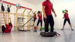 Functional Training by Suples Training Systems -Circuit Training- Level Suples Fit