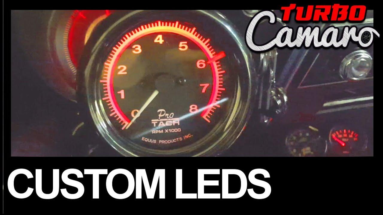 1967 camaro change the color of any gauge 1967 camaro change the color of any gauge
