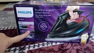 Philips Azur Elite GC5037 Kutu Açılımı