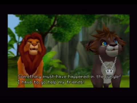 how to get save the king in kingdom hearts 2