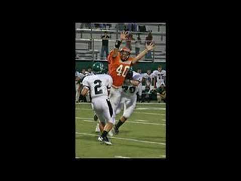 Tahlequah High School Football 2008 #1