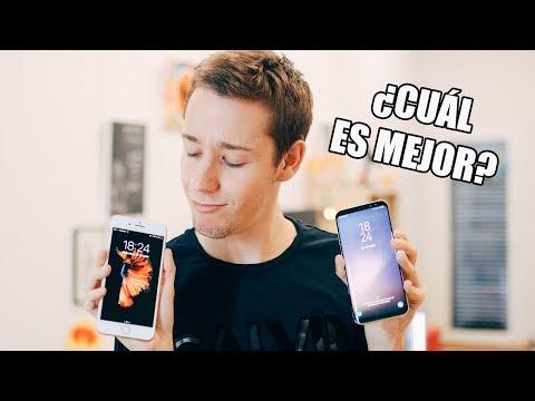 iPhone 7 Plus vs Samsung Galaxy S8+ | ¿Cuál es mejor? ¡COMPARATIVA A FONDO!