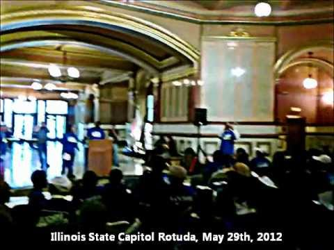 Action Now Rally | Illinois State Capitol | 29 May 2012